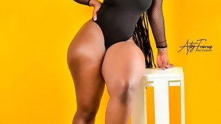 Eye candy, Sherlyne Anyango the beautiful Kenyan goddess
